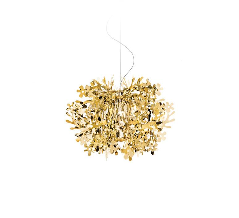 Fiorella mini nigel coastes suspension pendant light  slamp fio14sos0002o 000  design signed 46331 product