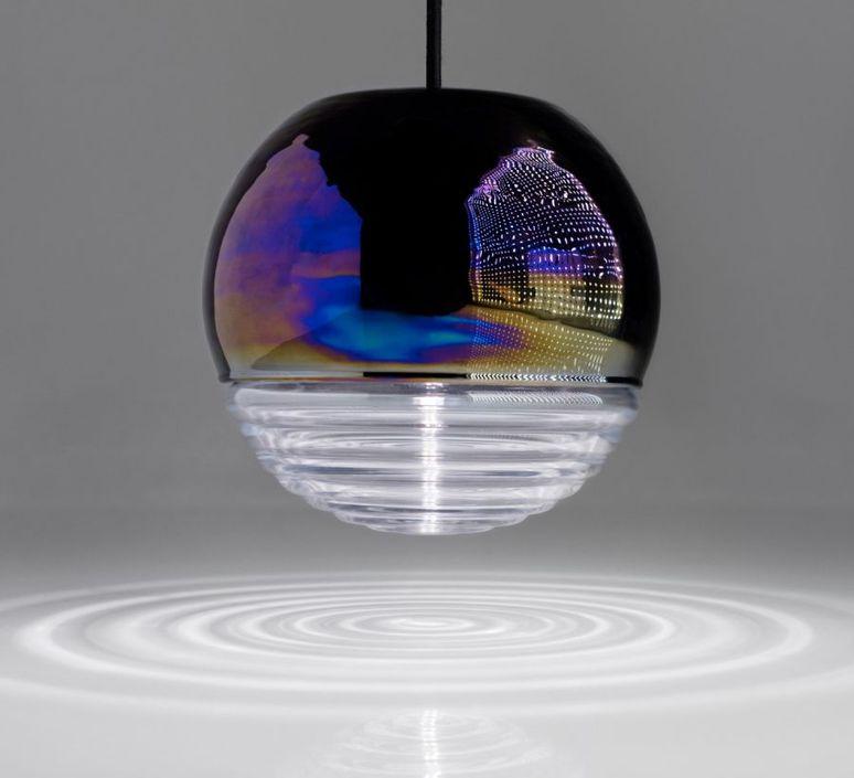 Flask ball tom dixon suspension pendant light  tom dixon fkl01oeu   design signed 39506 product