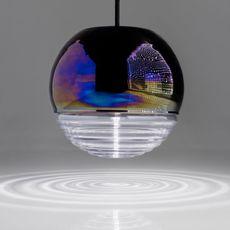 Flask ball tom dixon suspension pendant light  tom dixon fkl01oeu   design signed 39506 thumb