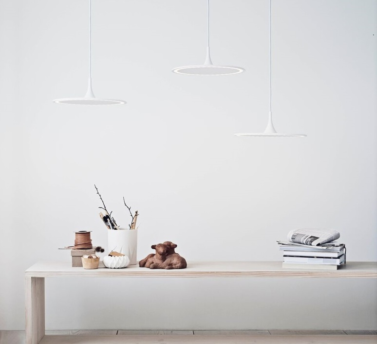 Flat ronni gol suspension pendant light  light point 280400  design signed 41269 product
