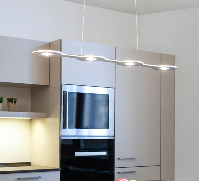 Flat triac 4 villa tosca suspension pendant light  lumen center italia fla0417227t  design signed 52653 product