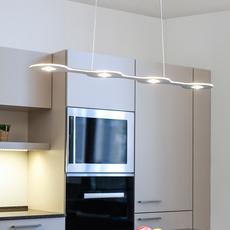Flat triac 4 villa tosca suspension pendant light  lumen center italia fla0417227t  design signed 52653 thumb