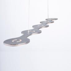 Flat triac 5 villa tosca suspension pendant light  lumen center italia fla0513127t  design signed 52678 thumb