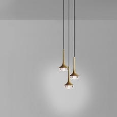 Flea emilie cathelineau suspension pendant light  cvl flea sb susp  design signed nedgis 101231 thumb