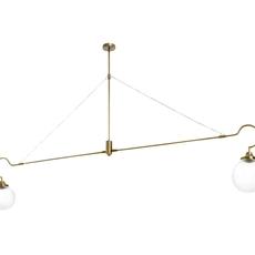 Floren 2 bras chris et clare turner suspension pendant light  cto lighting cto 01 075 0001  design signed 48307 thumb