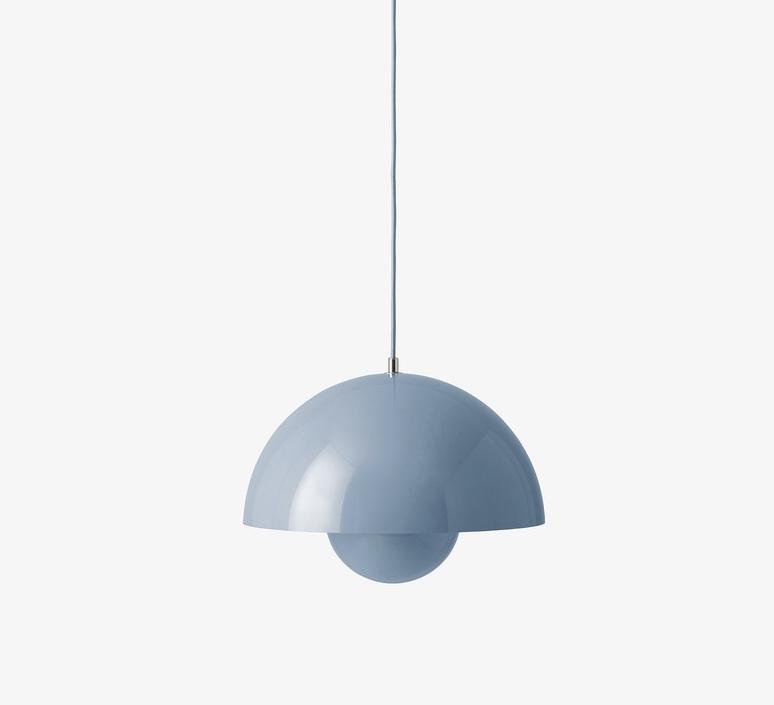 Flowerpot vp1 verner panton suspension pendant light  andtradition 20705201  design signed nedgis 75473 product