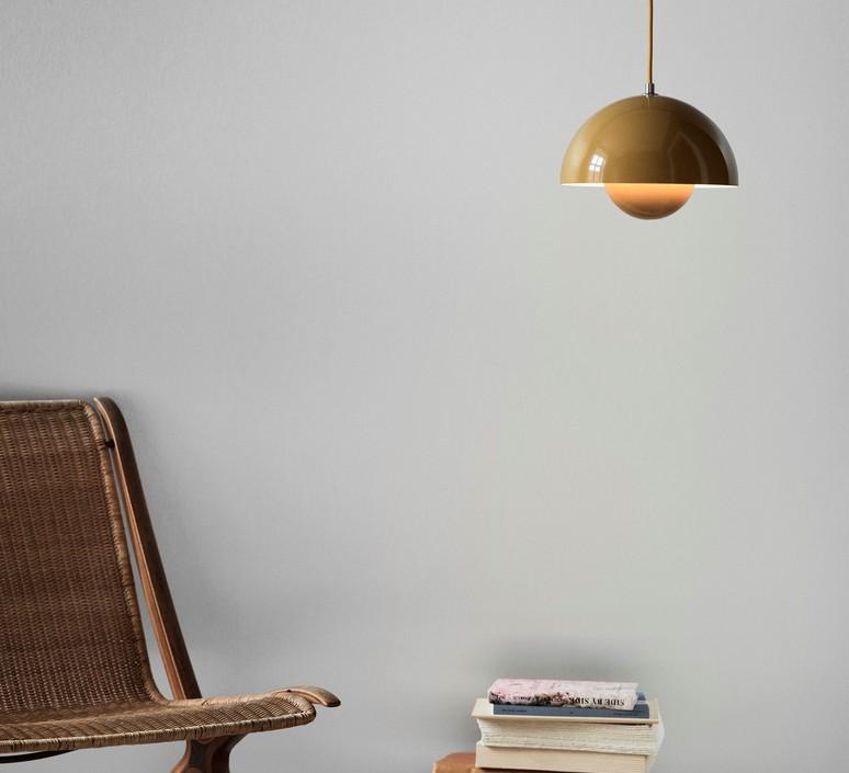 Flowerpot vp1 verner panton andtradition 20702201 luminaire lighting design signed 78619 product