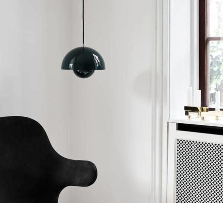 Flowerpot vp1 verne panton andtradition 20705001 luminaire lighting design signed 56932 product