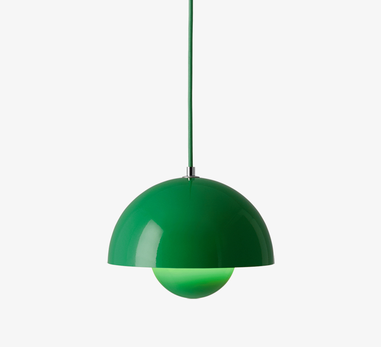 Flowerpot vp1 verner panton suspension pendant light  andtradition 20709201  design signed nedgis 126847 product
