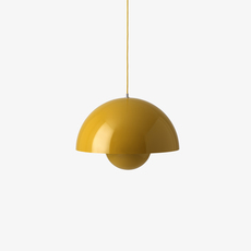 Flowerpot vp2 verner panton suspension pendant light  andtradition 20762201  design signed 56823 thumb