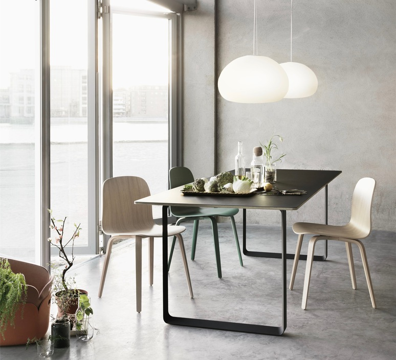 Fluid claesson koivisto rune suspension pendant light  muuto 09121  design signed 71304 product