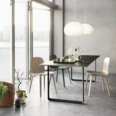 Fluid claesson koivisto rune suspension pendant light  muuto 09121  design signed 71304 thumb