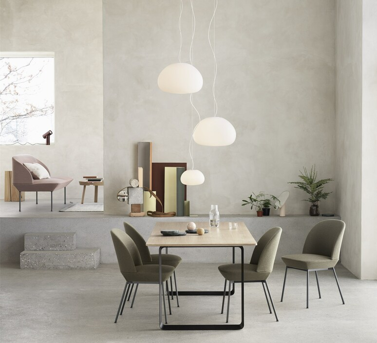 Fluid claesson koivisto rune suspension pendant light  muuto 09121  design signed 94250 product