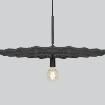 Suspension fold gris o84cm h12cm northern lighting normal