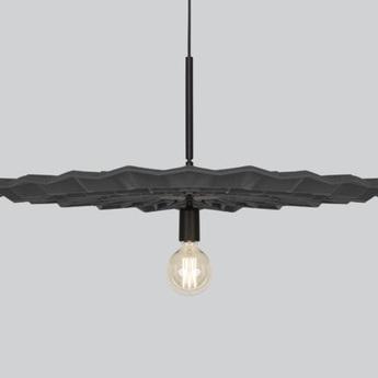 Suspension fold gris o84cm h12cm northern lighting normal