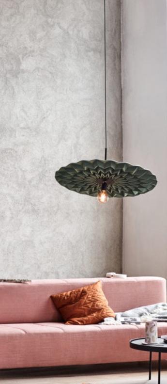 Suspension fold vert o84cm h12cm northern lighting normal
