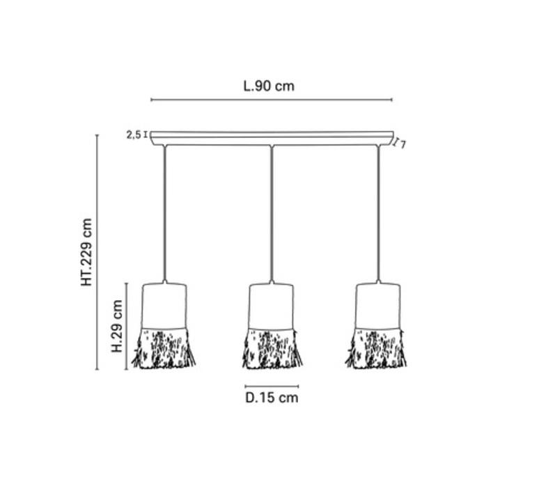 Formentera 3l studio market set suspension pendant light  market set pr503488  design signed nedgis 125479 product