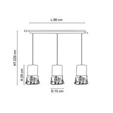 Formentera 3l studio market set suspension pendant light  market set pr503488  design signed nedgis 125479 thumb