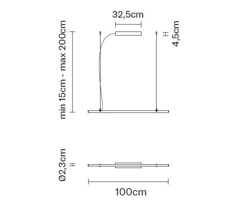Freeline flynn talbot plafonnier ceilling light  fabbian f44 e02 76  design signed nedgis 80389 product
