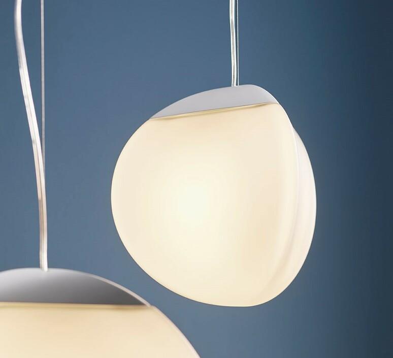 Fruitfull small giovanni barbato suspension pendant light  fabbian f51a01 01  design signed nedgis 86208 product