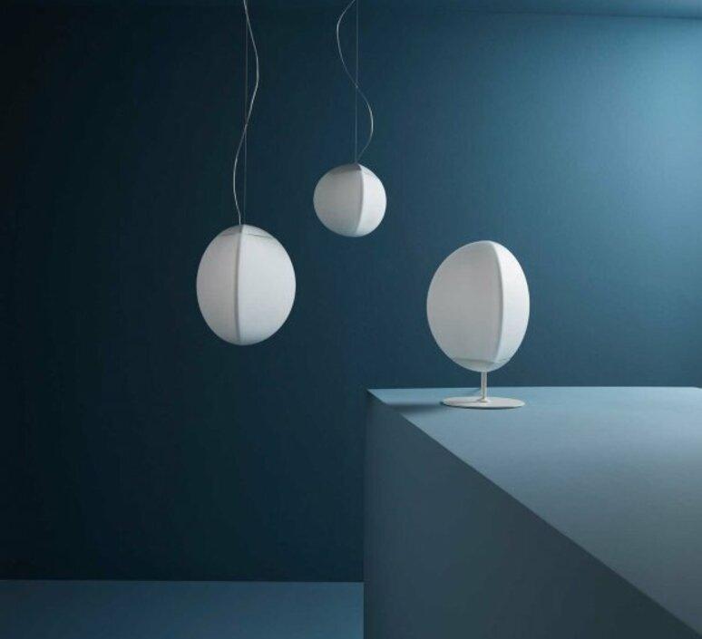 Fruitfull small giovanni barbato suspension pendant light  fabbian f51a01 01  design signed nedgis 86209 product