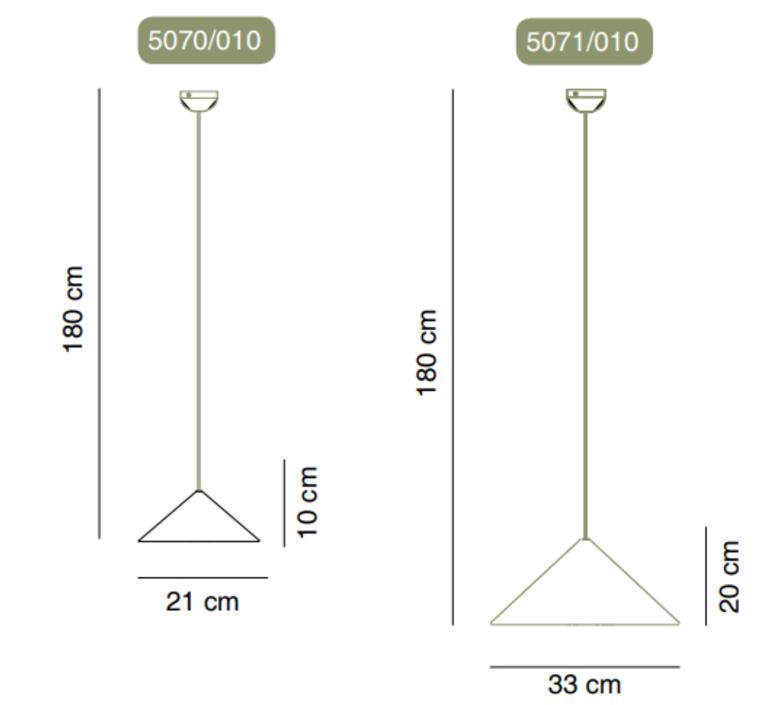 Fuji jordi llopis suspension pendant light  alma light 5070 010  design signed nedgis 114618 product