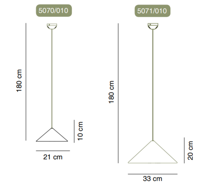 Fuji jordi llopis suspension pendant light  alma light 5071 010  design signed nedgis 114622 product