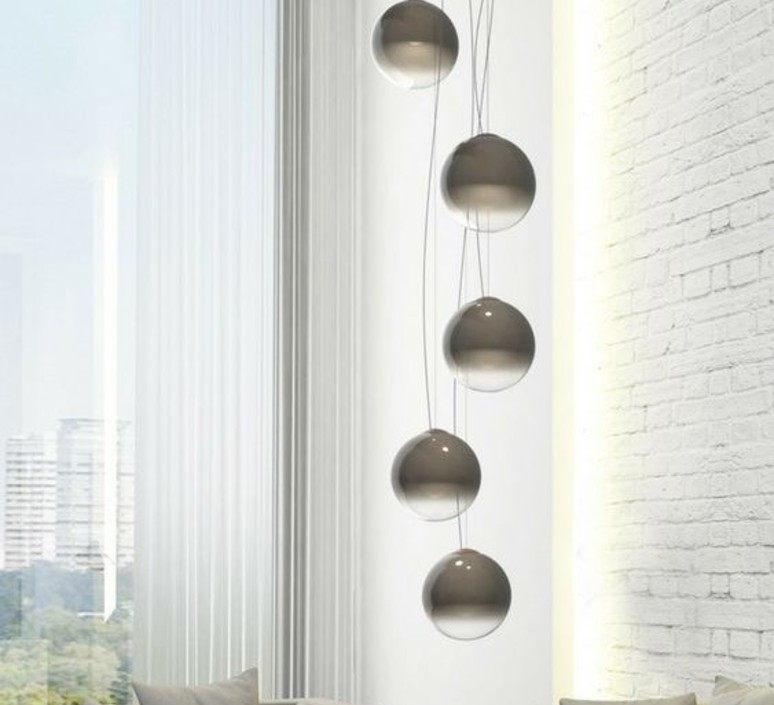 Fume 2 studio tecnico panzeri suspension pendant light  panzeri l01540 035 0200  design signed nedgis 83319 product