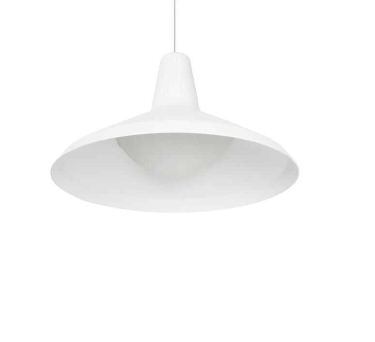 Suspension g10 metal blanc o36cm h21cm gubi 46199 product