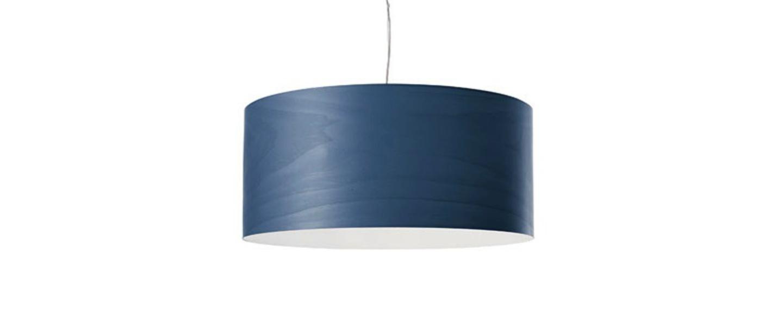 Suspension gea s bleu led o42cm h20cm lzf normal