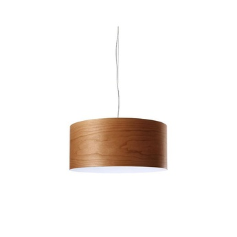 Suspension gea s cerise naturelle led o42cm h20cm lzf normal