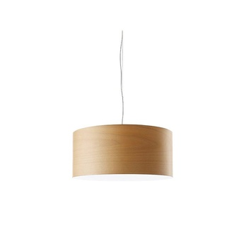 Suspension gea s hetre naturel led o42cm h20cm lzf normal