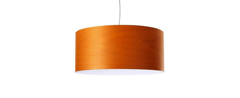 Suspension gea s orange led o42cm h20cm lzf normal