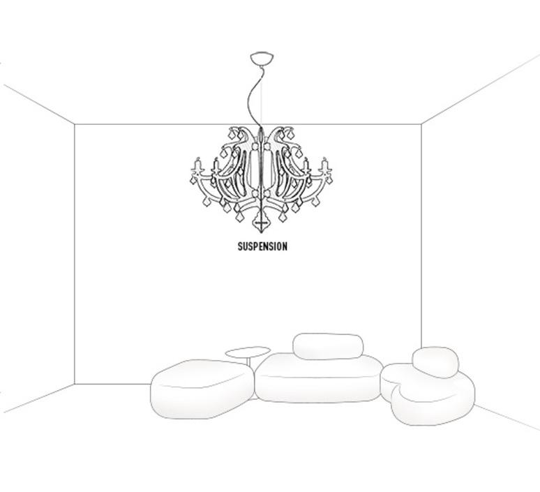 Ginetta nigel coates slamp gin14sos0000le luminaire lighting design signed 17316 product