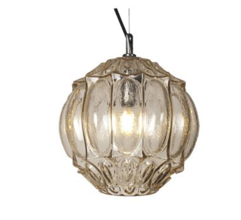 Ginger sphere edmondo testaguzza suspension pendant light  karman ginger se116 2a int  design signed 37745 product