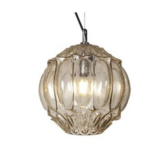 Ginger sphere edmondo testaguzza suspension pendant light  karman ginger se116 2a int  design signed 37745 thumb