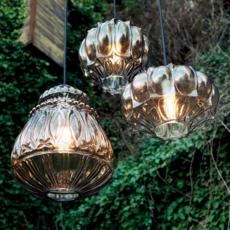 Ginger sphere edmondo testaguzza suspension pendant light  karman ginger se116 2f int  design signed 37731 thumb