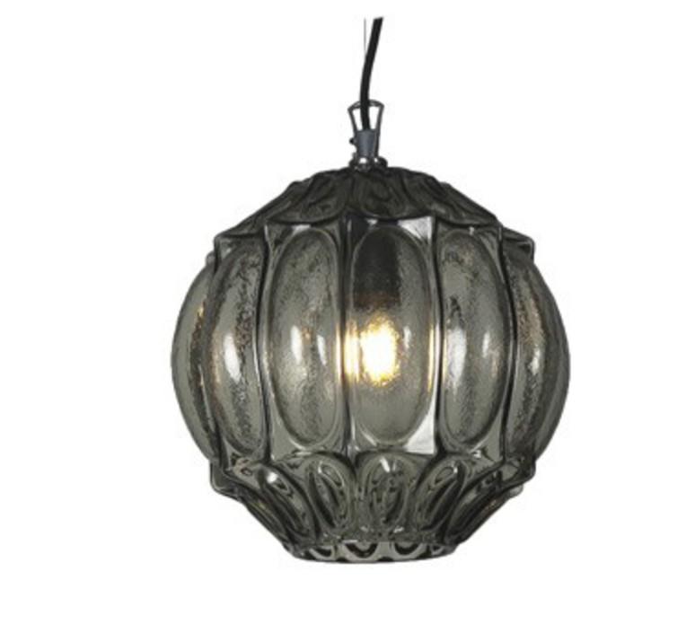 Ginger sphere edmondo testaguzza suspension pendant light  karman ginger se116 2f int  design signed 37734 product