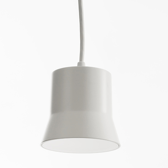 Suspension gio blanc led 3000k 430lm o10 7cm h9 8cm artemide normal
