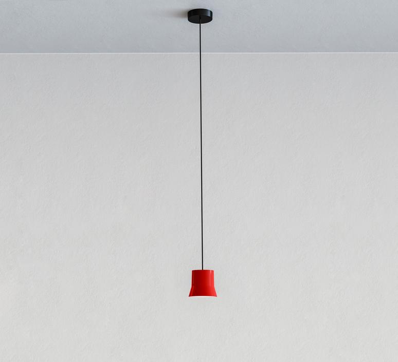 Gio patrick norguet suspension pendant light  artemide 0230030a  design signed 61539 product