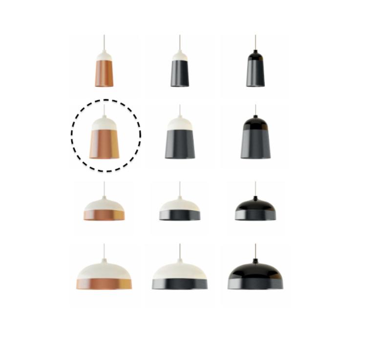 Glaze corinna warm innermost pg019150 07 luminaire lighting design signed 12367 product