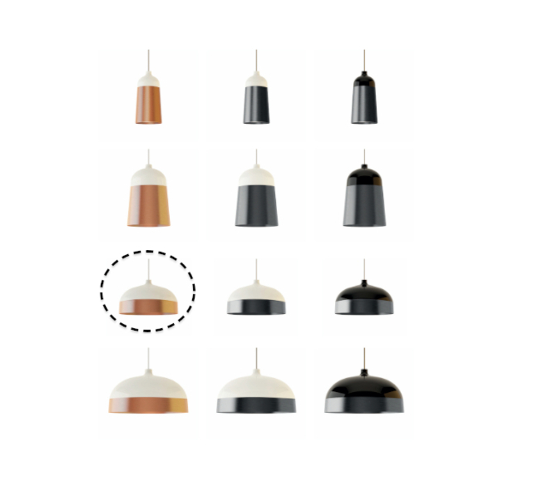 Glaze corinna warm innermost pg019140 07 luminaire lighting design signed 12351 product