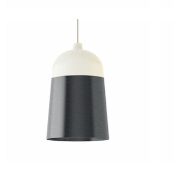 Suspension glaze creme gris anthracite h51cm innermost normal