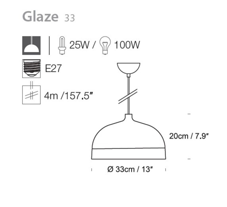 Glaze corinna warm innermost pg019140 51 luminaire lighting design signed 12357 product