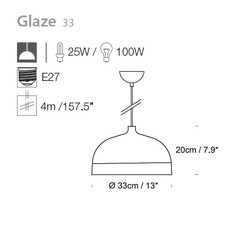 Glaze corinna warm innermost pg019140 51 luminaire lighting design signed 12357 thumb