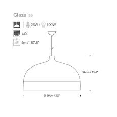 Glaze corinna warm innermost pg019180 51 luminaire lighting design signed 12390 thumb