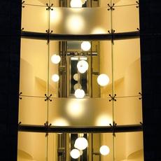 Globo studio slide suspension pendant light  slide lp sfi032  design signed nedgis 68414 thumb
