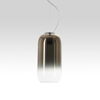 Suspension gople bronze o21cm h42cm artemide normal