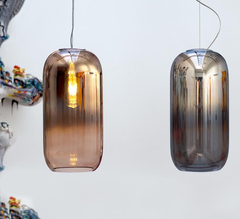 Gople bjarke ingels group suspension pendant light  artemide 1405040a  design signed 60689 product