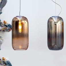 Gople bjarke ingels group suspension pendant light  artemide 1405040a  design signed 60689 thumb